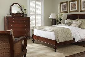 Ethan Allen Sleigh Beds by Ethan Allen Bedroom Furniture British Classics Island Style
