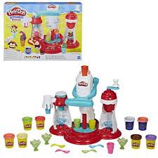 Play Doh Kitchen Creations Ultimate Swirl Ice Cream Maker Hasbro