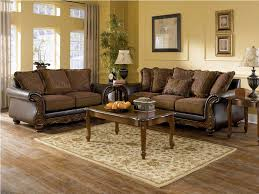 Claremore Antique Sofa And Loveseat by Ashley Furniture Sofa Sets Home Design Ideas And Pictures