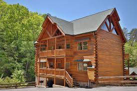 One Bedroom Cabins In Gatlinburg Tn by Smoky Mountain Cinema Cabin In Sevierville W 6 Br Sleeps22