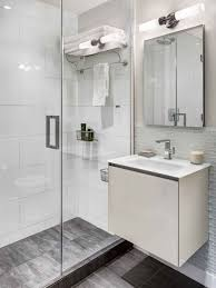 large white tile houzz