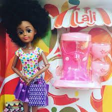 Hairstyle On New AfricanAmerican Barbie Sparks Social Media Debate