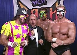 Halloween Havoc 1996 Outsiders by Wcw Bash At The Beach 1996 Ppv Review Retro Pro Wrestling Reviews