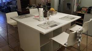 cuisine ikea en u ikaca table de cuisine beautiful table et chaise de cuisine ikea u