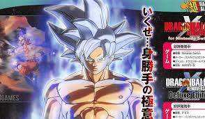 Bardock Broly And Perfected Ultra Instinct Goku Are DLC For Dragon Ball