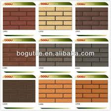 wall clinker tile irregular shape finish brick tile buy