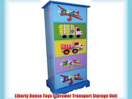 100 Storage Unit Houses Liberty House Toys 5Drawer Transport