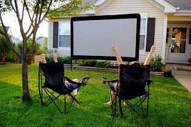 Amazon.com: Backyard Outdoor Home Theater In A Box, Portable Dvd ... Diy How To Build A Huge Backyard Movie Screen Cheap Youtube Outdoor Projector On Budget 6 Steps With Pictures Elite Screens Yard Master 200 Projection Screen Rent And Jen Joes Design Best Running With Scissors Diy Pics Charming Open Air Cinema 16 Feet Home For Movies Goods Projector Screens Theater Guide People Movie Theater Systems Fniture And Ideas Camp Chef Inch Portable Photo Watching Movies An Outdoor Is So Fun It Takes Bit Of