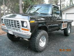 1978 Ford 34 Ton Pickup For Sale | AllCollectorCars.com