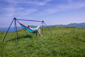 Eagles Nest Outfitters Releases New Lightweight Hammock Stand