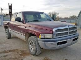 100 Truck Salvage Wichita Ks 2001 Dodge RAM 1500 For Sale At Copart KS Lot 55578358