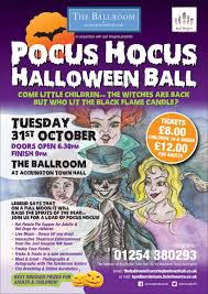 Halloween Town 3 Characters by Accrington Town Hall Accringtonth Twitter