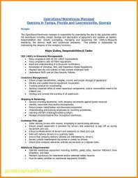 Pdf Cover Rhbrackettvilleinfo Outstanding Resume Samples Of Warehouse Jobs Sample Distribution Manager And