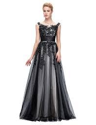 online get cheap black ball gown dress aliexpress com