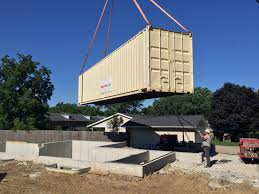 100 Cargo Container Home Shipping Container Home Taking Shape In Cedar Rapids