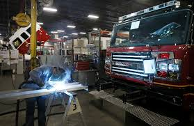 100 Fire Trucks Unlimited Minnesota Firetruck Maker Delivers Engines Worldwide Star Tribune