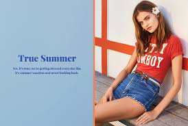 True Summer 2015 Urban Outfitters Lookbook 1