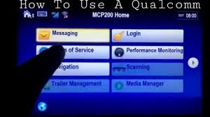 100 Qualcomm Trucking How To Use The YouTube