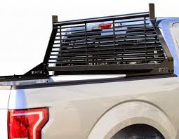 Commercial Truck Success Blog: Westin Headache Rack Protects Rear ...