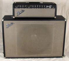 Fender Bassman Cabinet 1x15 by Vintage U002760s Fender Showman 1x15 Guitar Speaker Cabinet 115 Cab