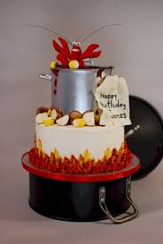 Pinterest Crawfish Boil Decorations by Crawfish Boil Birthday Cake Cakecentral Com