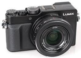 Panasonic Lumix LX100 Black 4