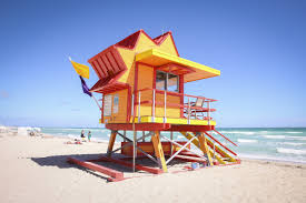 Beach Lifeguard Chair Plans by Miami Beach Debuts Lifeguard Stands Miami New Times