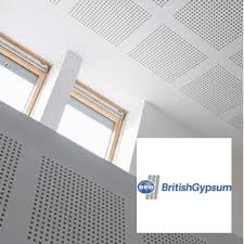 Armstrong Ceiling Tiles Distributors Uk by British Gypsum Gyptone Sixto 60 Ceiling Tile Www