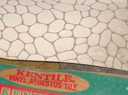 Asbestos Vinyl Wallpaper