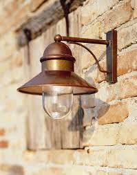 il borgo 244 05 exterior wall light lighting