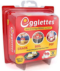 r lette cuisine egglettes egg cooker cook and maker no shell non stick