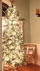 How To Put Lights On A Christmas Tree So That It GLOWS