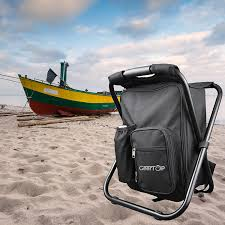 Hot Sale Backpack Chair Portable Camping Stool Foldable Chair With ... Cheap Double Beach Chair With Cooler Find Folding Camp And With Removable Umbrella Oztrail Big Boy Camping Black Buy Online Futuramacoza Pnic W Table Fold Fan Back The 25 Best Chairs 2019 Choice Products Bag Bestchoiceproducts Portable Fniture Astonishing Costco For Mesmerizing Home Wumbrella Up Outdoor Set Chairumbrellatable Blue