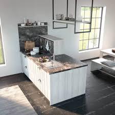 marmor in der küche die schönsten ideen und bilder