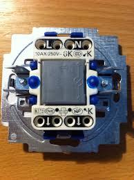 lichtschalter mit kontrollleuchte aber nur zwei kabel
