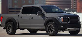 100 Ford Truck Concept F150 RTR Muscle