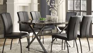 Kohls HomeVance Pariva 7 Piece Faux Marble Dining Set Just 38799 Shipped Reg