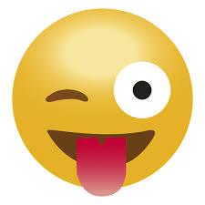 Laugh Tongue Emoji Emoticon Transparent PNG