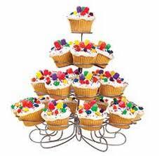 23 Count Standard Cupcake Stand Zurchers