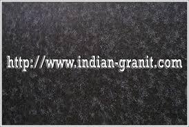 Double Black Granite Suppliers
