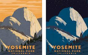 Steve Forneys Yosemite National Park Posters