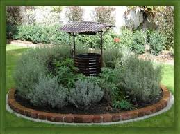 the wishing well would cover and above ground water pipe faucet