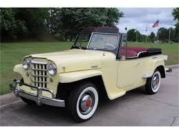 100 1950 Willys Truck Jeepster For Sale ClassicCarscom CC1096161