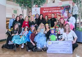Spirit Halloween Canada Careers by Shriners Hospital Loves Spirit Of Children U2013 Shriners Hospitals