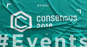 100 Atlant ATLANT CEO JULIAN SVIRSKY ATTENDS CONSENSUS 2018 ATLANT