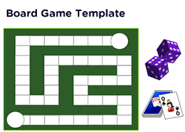 Math Board Game Template And Ideas For Teachers Parents