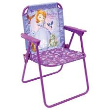 disney junior sofia the fold n go chair walmart