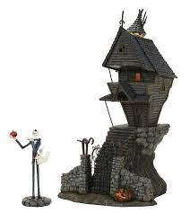 Dept 56 Halloween Village Ebay by Myscaryblog Com Department 56 U0027s Nightmare Before Christmas Village
