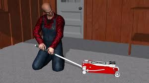 Larin Floor Jack Instructions by 3 Ways To Add Oil To A Hydraulic Jack Wikihow