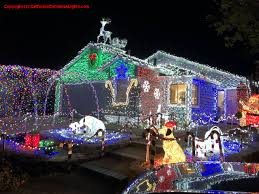Christmas Tree Lane Ceres Ca Address by Best Christmas Lights And Holiday Displays In Antelope Sacramento